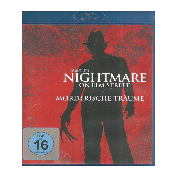 Nightmare On Elm Street Collection Uncut