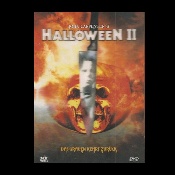 Halloween Ii 2 Das Grauen Kehrt Zurück Limited 3d