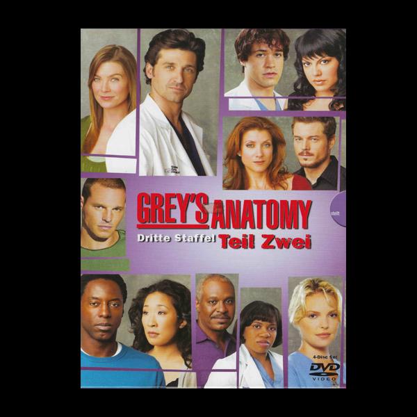 Bs To Greys Anatomy Staffel 3
