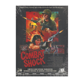 Combat Shock - UNCUT & UNRATED LIMITED (99 Stück) KLEINE HARTBOX Cover B
