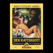 Der Rattengott  LIMITED GROSSE HARTBOX - UNRATED - Limitiert auf 150 Stück
