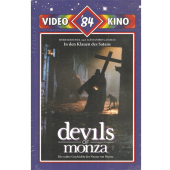 Devils of Monza - UNRATED LIMITED (150 Stück) GROSSE HARTBOX Cover A