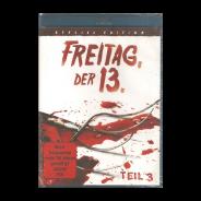 Freitag der 13. - Teil 3 - SPECIAL EDITION (Blu Ray)