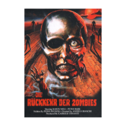 Die Rückkehr der Zombies - LIMITED MEDIABOOK (auf 1.000 Stück) - UNRATED & INDIZIERT - DVD & Blu Ray