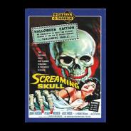 Screaming Skull - Das Geheimnis des schreienden Schädels - LIMITED GROSSE HARTBOX