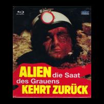 Alien die Saat des Grauens kehrt zurück - UNCUT LIMITED MEDIABOOK - Cover B