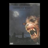 American Werewolf - ERSTAUFLAGE IM DIGIPACK & SCHUBER - SPECIAL EDITION