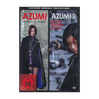 Azumi & Azumi 2 - UNCUT EASTERN DOUBLE COLLECTION