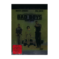 Bad Boys - Harte Jungs - UNCUT COLLECTOR´s EDITION STEELBOOK