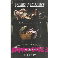 Basket Case 3 - Die Brut - UNCUT & UNRATED LIMITED (22 St.) GROSSE HARTBOX