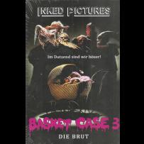 Basket Case 3 - Die Brut - UNCUT & UNRATED LIMITED (22 St.) GROSSE HARTBOX