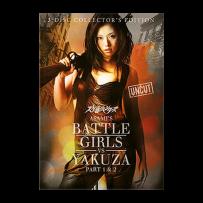 Battle Girls vs. Yakuza - Part 1 & 2 - Limited 2.000 Stück Mediabook