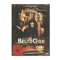 Beutegier - LIMITED PAPPSCHUBER EDITION - CUT