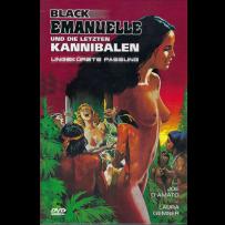 Black Emanuelle und die letzten Kannibalen (Nackt unter Kannibalen) - UNCUT & UNRATED INDIZIERTE GROSSE HARTBOX - Cover A