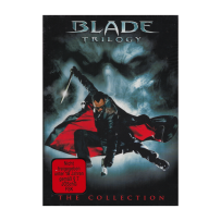 Blade Trilogy - Teile 1 & 2 & 3 - The Collection - UNCUT