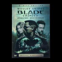 Blade Trinity - Teil 3 - UNCUT ERSTAUFLAGE IM GLITZER HOLOGRAMM COVER
