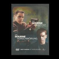 Die Bourne Identität & Die Bourne Verschwörung - Teil 1&2 SPECIAL EDITION IM STEELBOOK