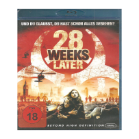 28 Weeks Later - UNCUT Blu Ray