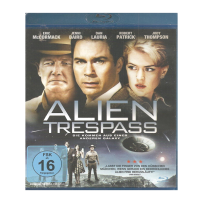 Alien Trespass - Blu Ray