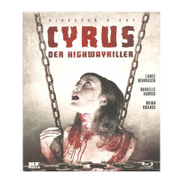 Cyrus - Der Highwaykiller - UNRATED SCHUBER - Blu Ray