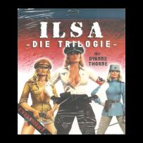 Ilsa - Die Trilogie - UNCUT & UNRATED & INDIZIERTE Blu Ray