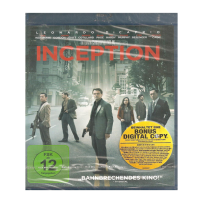 Inception - Blu Ray