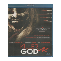 Killer God - UNCUT - Blu Ray