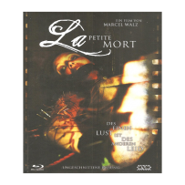 La Petite Mort - UNCUT & UNRATED LIMITED (500 St.) MEDIABOOK Cover A - DVD & Blu Ray
