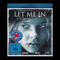 Let Me In - UNCUT - Blu Ray