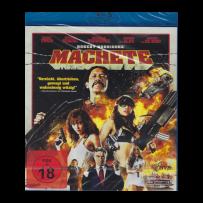 Machete 1 - UNCUT - Blu Ray