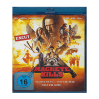 Machete Kills - UNCUT Blu Ray