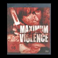 Maximum Violence - UNCUT Blu Ray