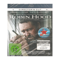 Robin Hood - Director´s Cut - Blu Ray