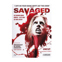 Savaged - UNCUT & INDIZIERT Blu Ray