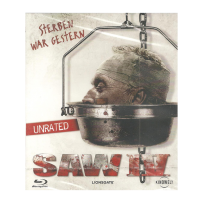 Saw IV / 4 - UNCUT & INDIZIERTE UNRATED EDITION - Blu Ray