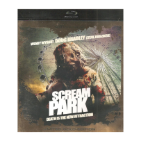 Scream Park - UNRATED & UNCUT LIMITED (1.000 Stück) GOLD EDITION  - Blu Ray