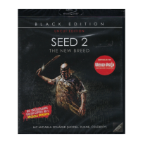 Seed 2 - UNCUT & UNRATED INDIZIERTE BLACK EDITION - Blu Ray