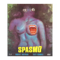 Spasmo - UNCUT & UNRATED LIMITED (1000 St.) MEDIABOOK Cover A - DVD & Blu Ray