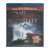 The Last House on the Left - Extended Version - Blu Ray