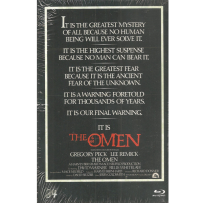 Das Omen - LIMITED (99 Stück) GROSSE HARTBOX Cover D - Blu Ray