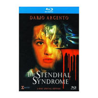 The Stendhal Syndrome - Blu Ray Mediabook - Unrated & Indiziert