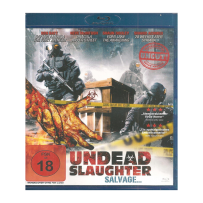 Undead Slaughter - Salvage  - UNCUT Blu Ray