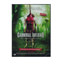 Cannibal Inferno - Isle of the Damned - UNCUT & UNRATED EDITION