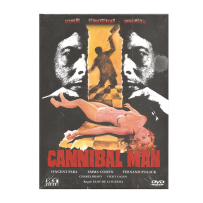 Cannibal Man - UNRATED & UNCUT Kleine Hartbox