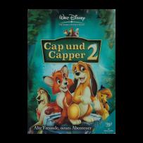 Cap und Capper - WALT DISNEY - ERSTAUFLAGE IM GLITZER PAPPSCHUBER