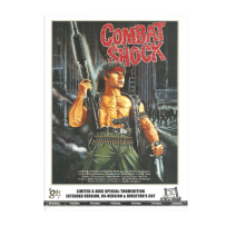 Combat Shock - UNCUT & UNRATED LIMITED (99 Stück) KLEINE HARTBOX Cover A