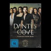 Dante´s Cove - Collection Box  - Staffel / Season 1 - 3