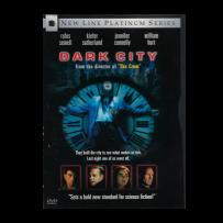 Dark City - UNCUT NEW LINE PLATINUM SERIES - RC1 NTSC