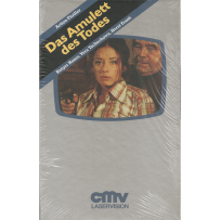 Das Amulett des Todes - UNRATED & UNCUT LIMITED HARTBOX / BUCHBOX No. 89/112