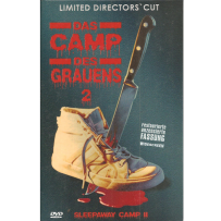 Das Camp des Grauens 2 - UNCUT & UNRATED LIMITED (1000 St.) BOOTLEG GROSSE HARTBOX
